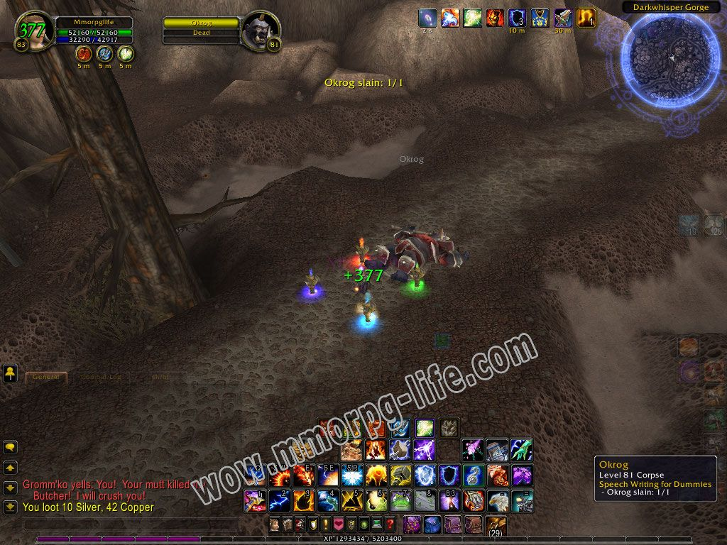 speech writing for dummies world of warcraft life thanks to lokesh quest speech writing for dummies objective 1 step 1 image 5274 middle size