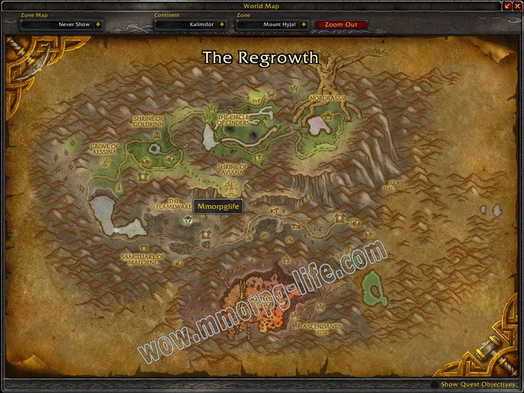 Quest: Fresh Bait, objective 1, step 1 image 4802 middle size