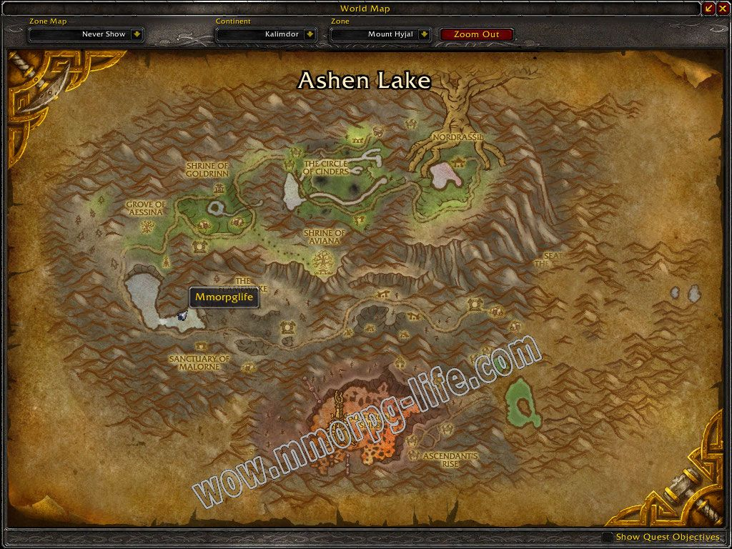 Quest: Breaking the Bonds, objective 1, step 2 image 4830 middle size