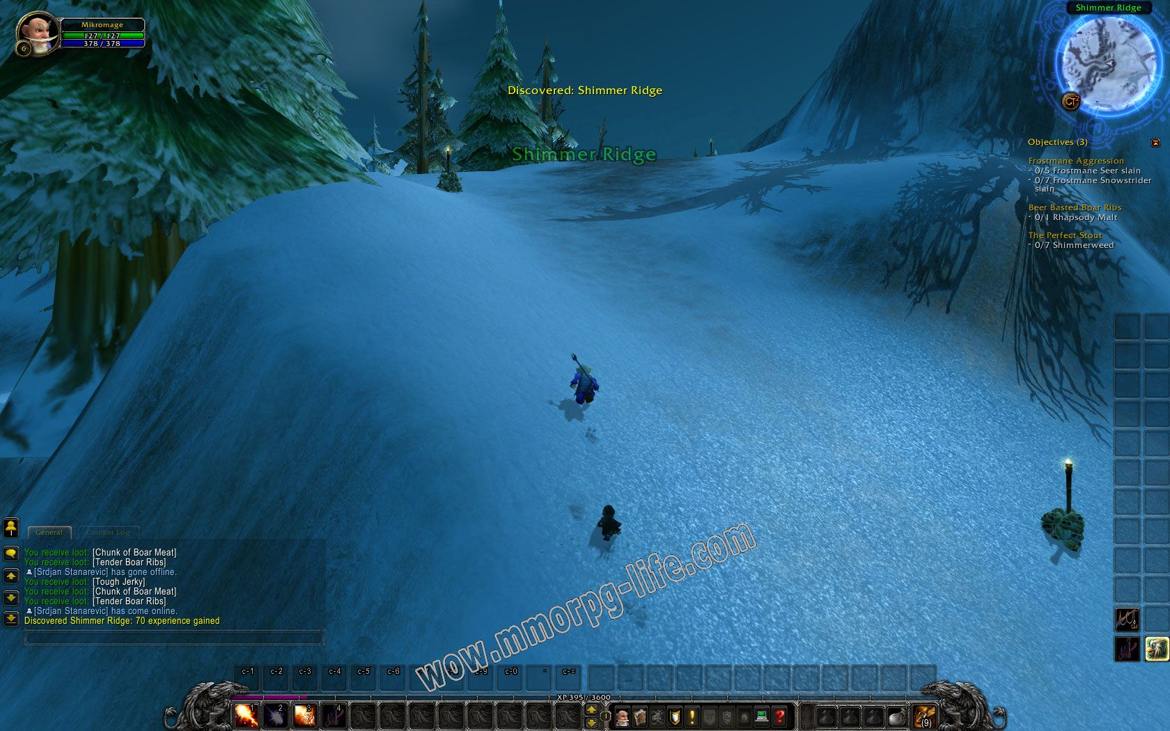 Quest: Frostmane Aggression, objective 1 image 2216 middle size