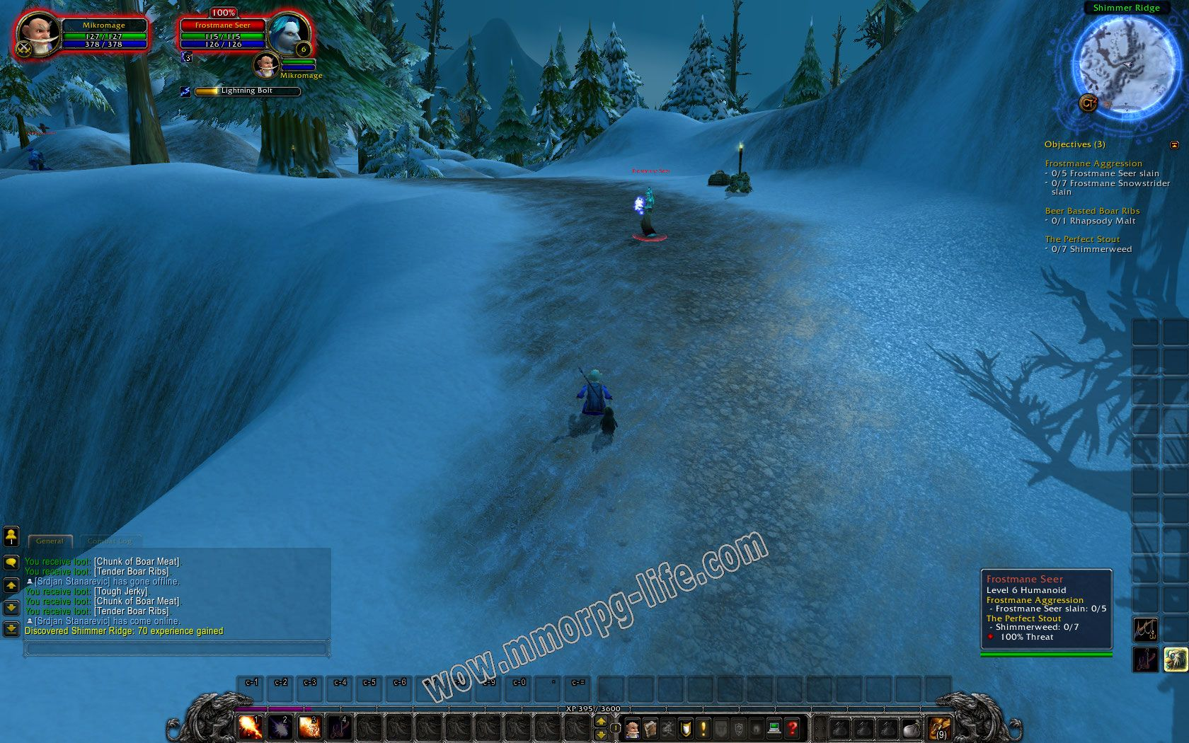 Quest: Frostmane Aggression, objective 1, step 1 image 2217 middle size