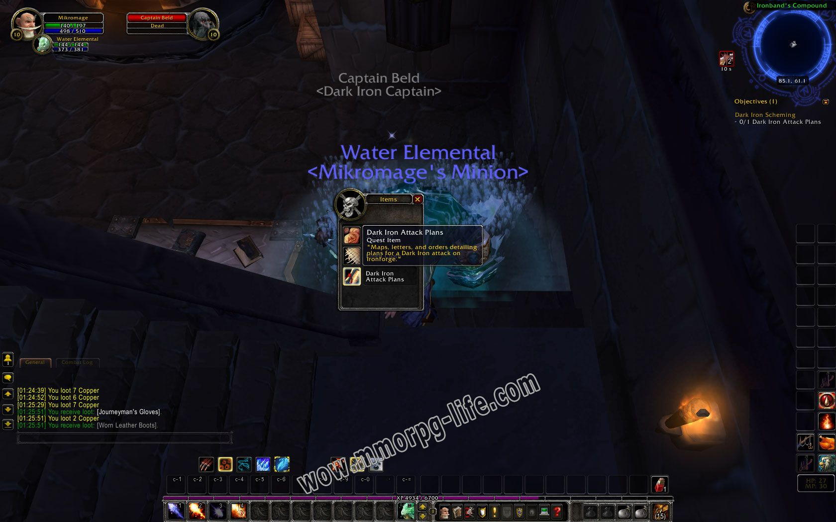 Quest: Dark Iron Scheming, objective 1, step 2 image 2393 middle size