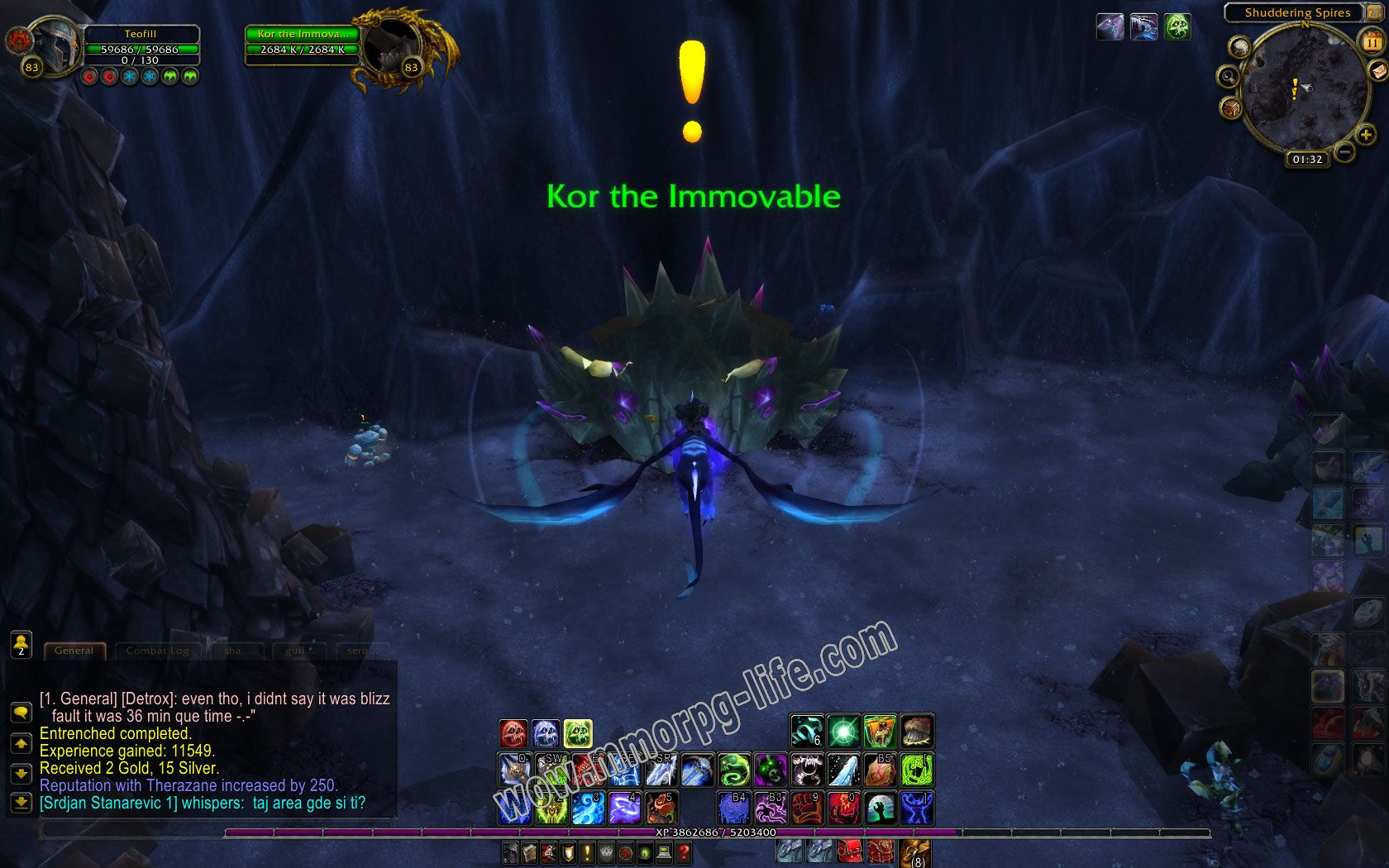 NPC: Kor the Immovable image 1 middle size