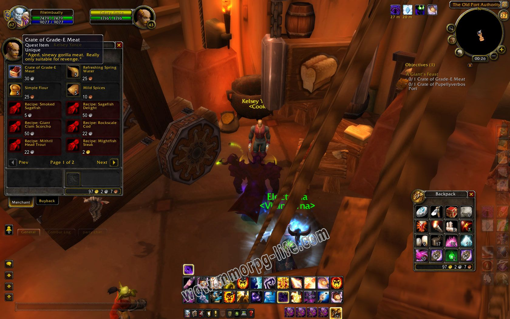 Quest: A Giant's Feast, objective 1, step 1 image 1712 middle size