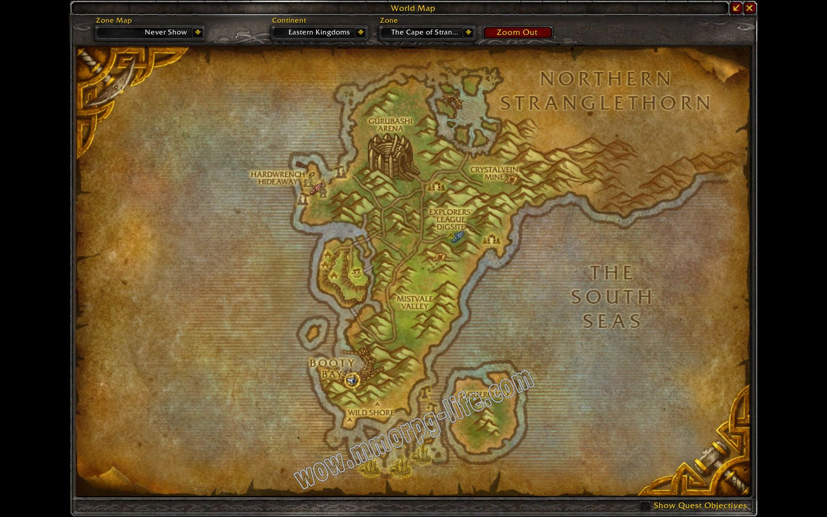 Quest: A Giant's Feast, objective 1, step 2 image 1719 middle size