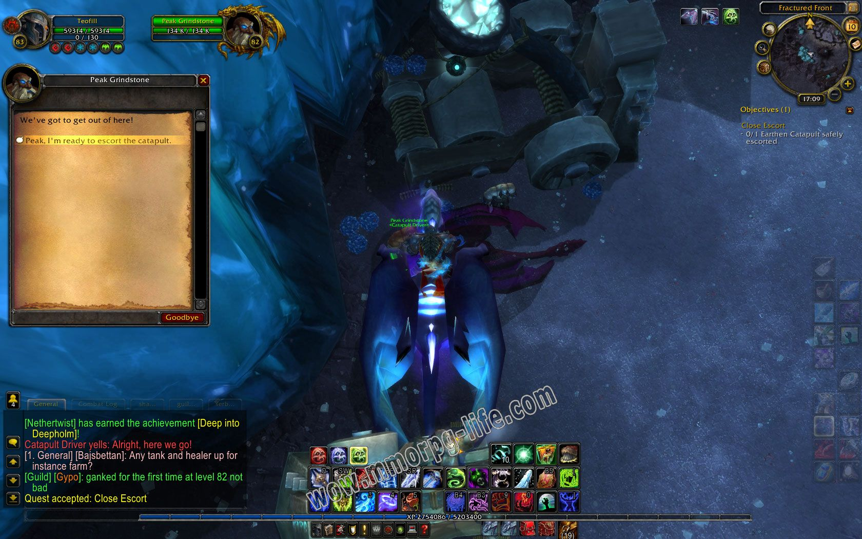 World of Warcraft Quest Guide: Fires