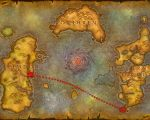 Quest: The Call of Kalimdor, objective 1 image 1227 thumbnail
