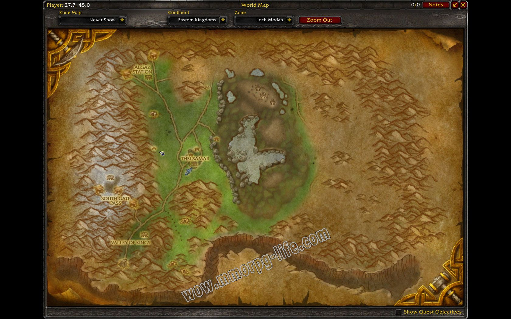 Quest: Out of Gnoll-where, objective 1, step 1 image 6442 middle size
