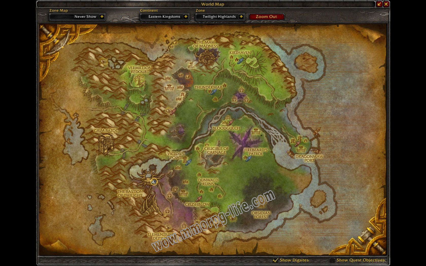 Quest: Dragon, Unchained, objective 1, step 1 image 5597 middle size