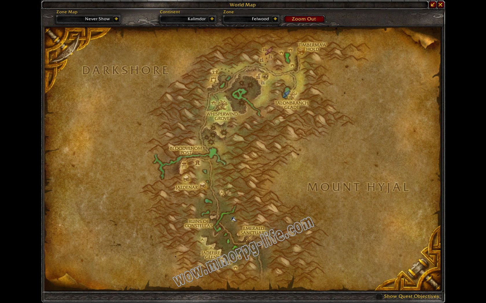Quest: Do the Imp-Possible, objective 1 image 1232 middle size