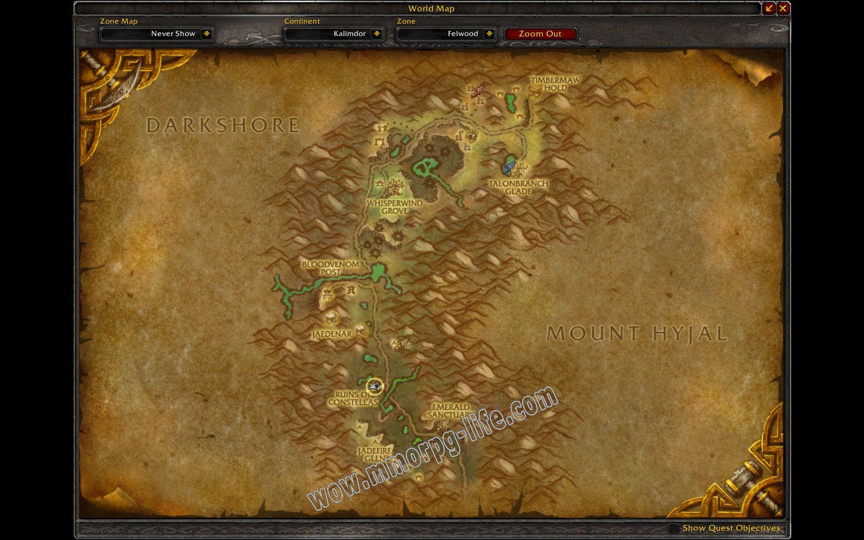 Warchiefs Command Mount Hyjal World Of Warcraft Life