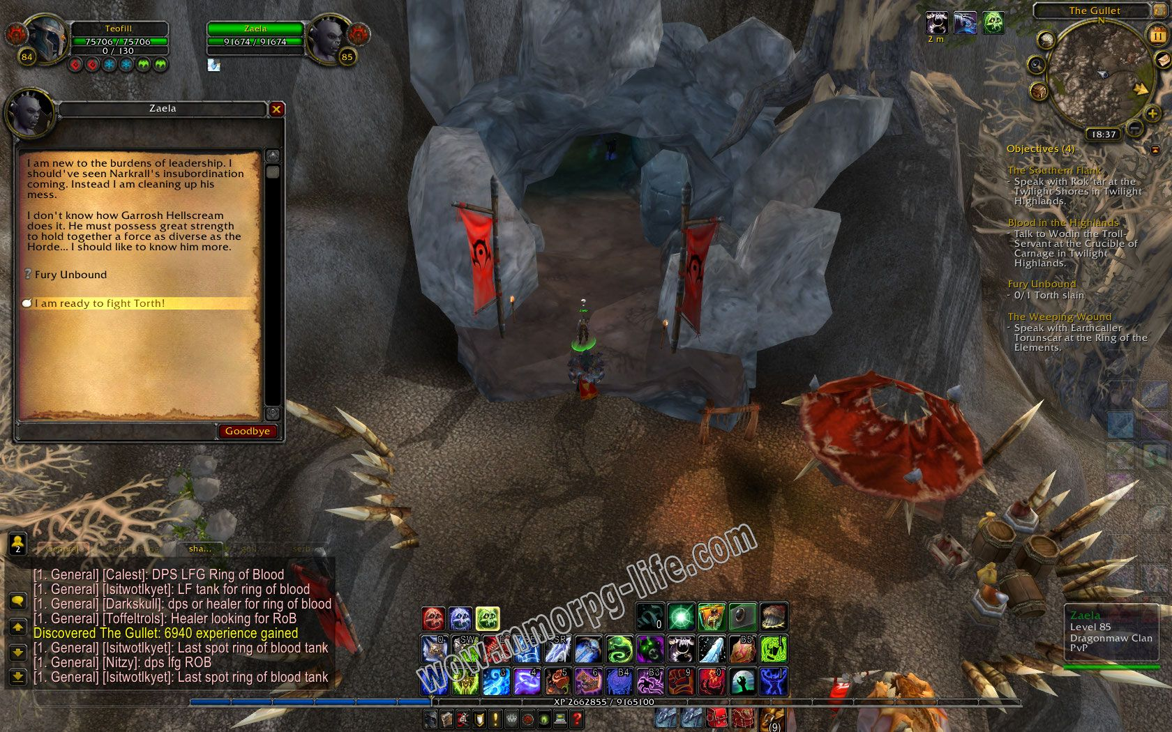 Quest: Fury Unbound, objective 1 image 5202 middle size