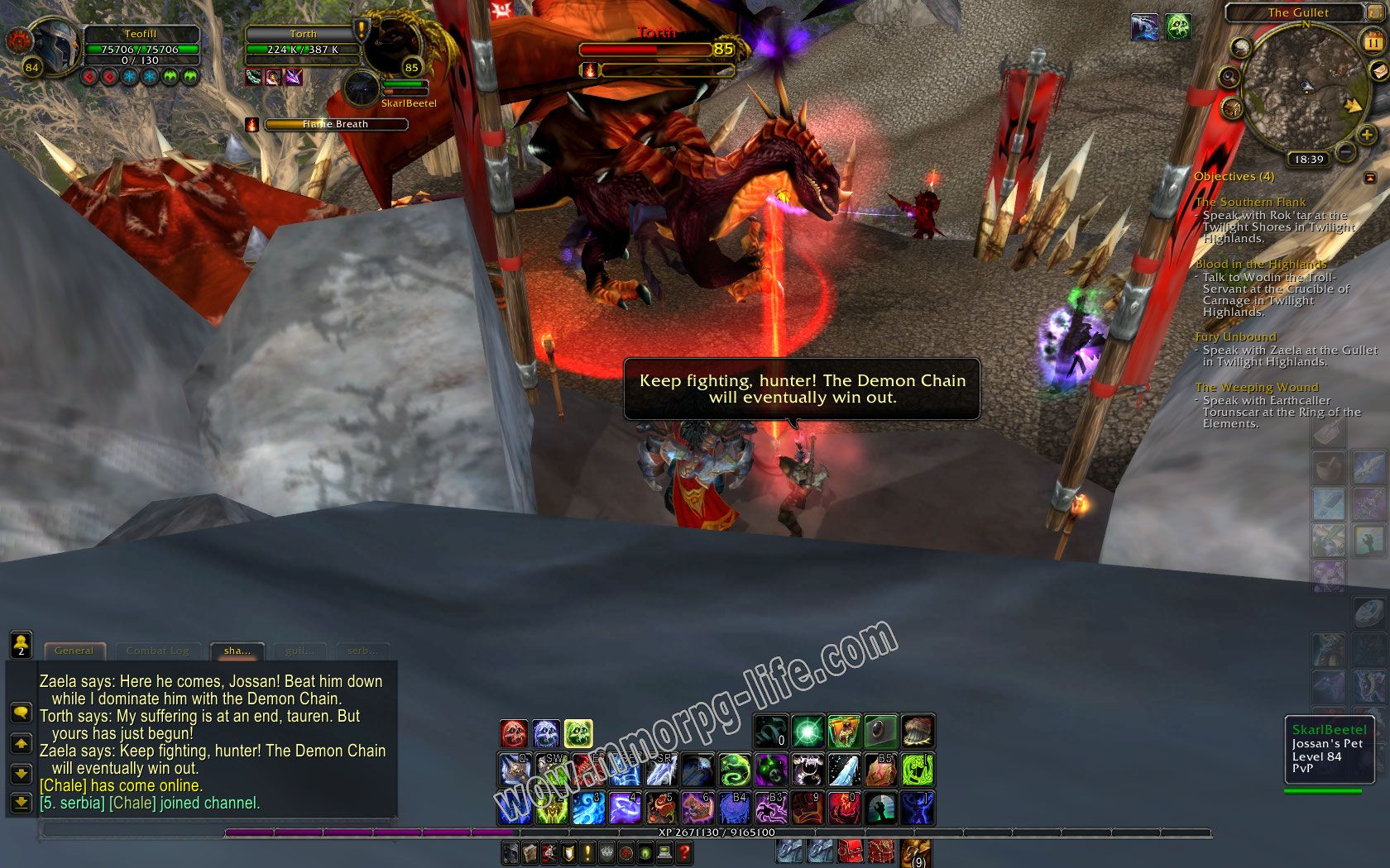 Quest: Fury Unbound, objective 1, step 1 image 5204 middle size
