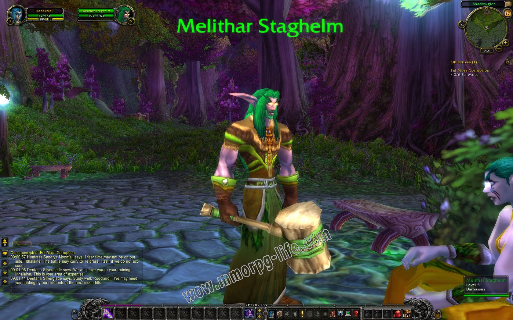 NPC: Melithar Staghelm image 3 middle size