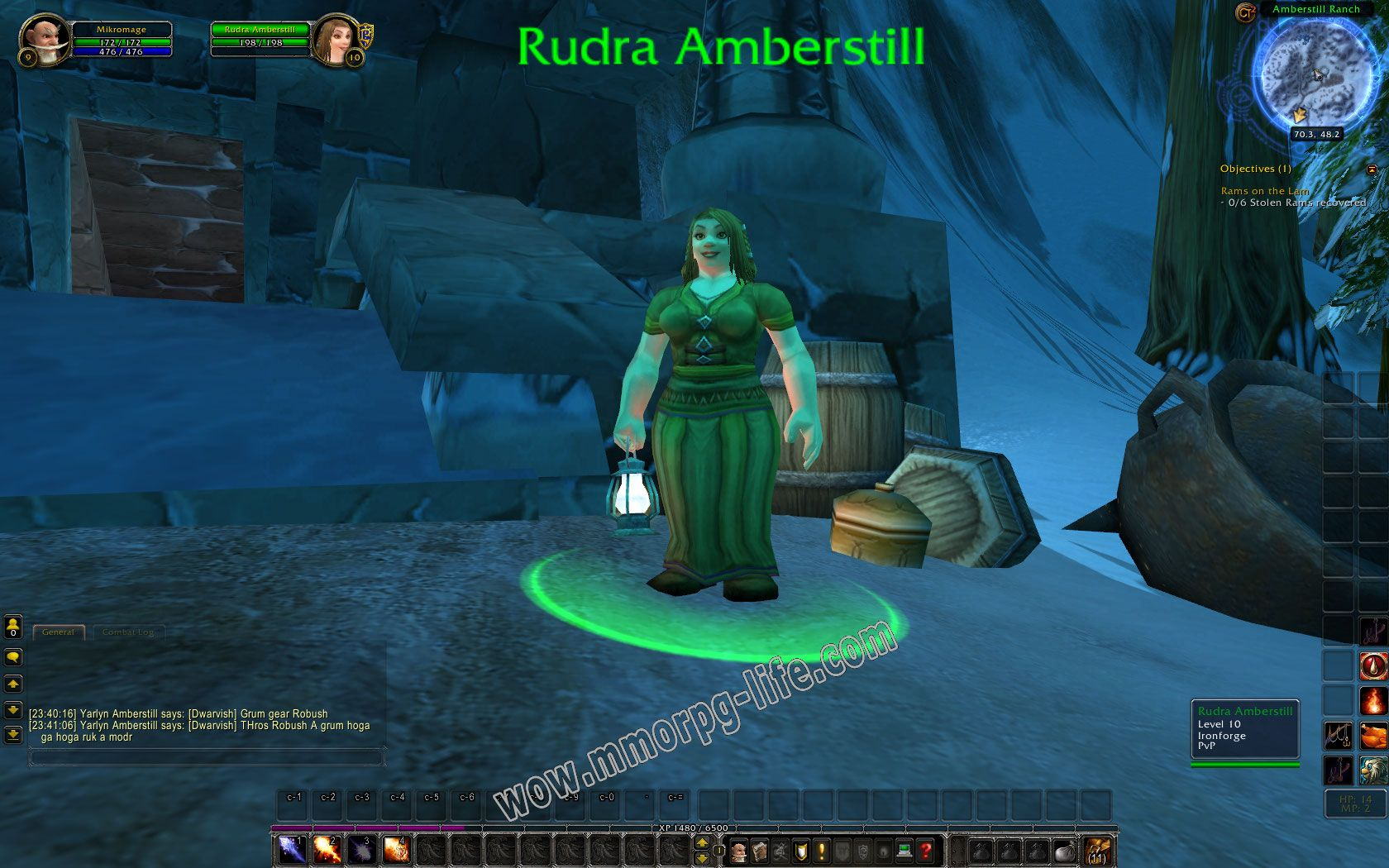 NPC: Rudra Amberstill image 2 middle size