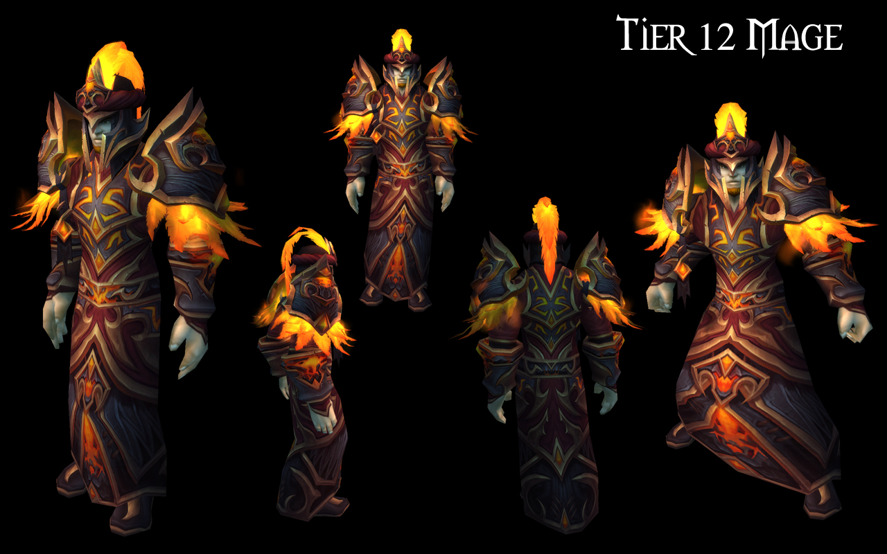 Wow Tier 12 Armor Set Preview | World of Warcraft Life